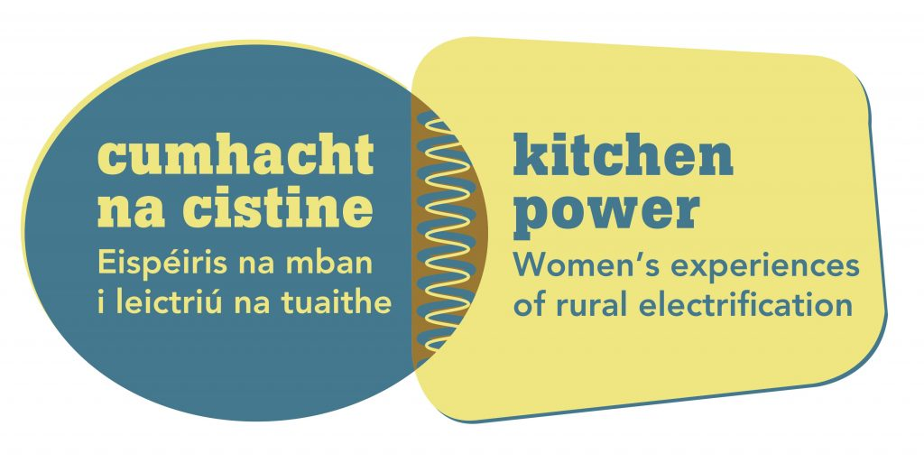 Kitchen Power exhibition logo