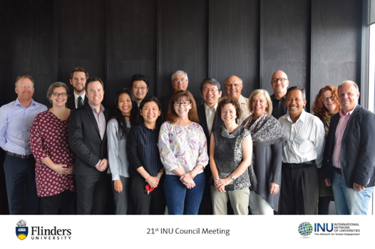 21st INU Council Meeting